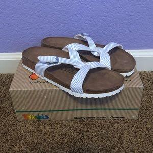 New  Birkenstock Birki's Sandals